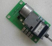 Carte volume Vecteur I6.2 equipé d'un potentiometre motorisé stéréo haut de gamme ALPS